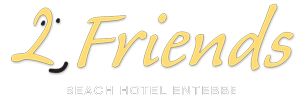 2 Friends Beach Hotel Logo